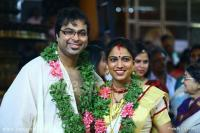 Singer Gayatri Asokan marriage photos