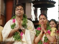 Gayatri Asokan marriage photos (4)