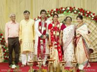 Gayatri Asokan marriage photos (9)