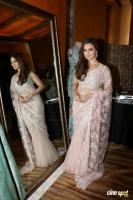 Sana Khan at A Festive Preview Pop Up Fashion Show (8)