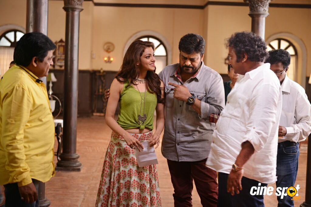 Khaidi No 150 Shooting Spot (2)