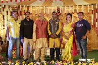 Writer Thota Prasad Daughter Wedding Reception (4)