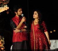 Sreenath Basi wedding reception photos (7)