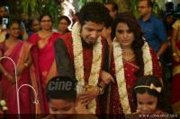 Sreenath Basi wedding reception photos (19)
