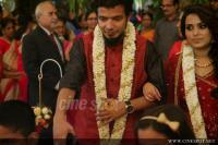 Sreenath Basi wedding reception photos (20)
