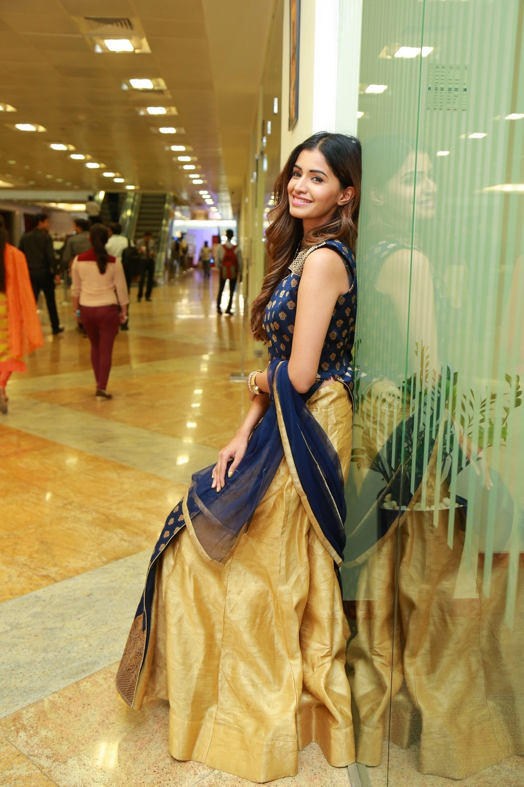 Sushruthi Krishna at Hi Life Exhibition Launch (24)