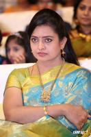 Indraja at Shatamanam Bhavathi Audio Launch (3)