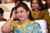 Indraja at Shatamanam Bhavathi Audio Launch (4)