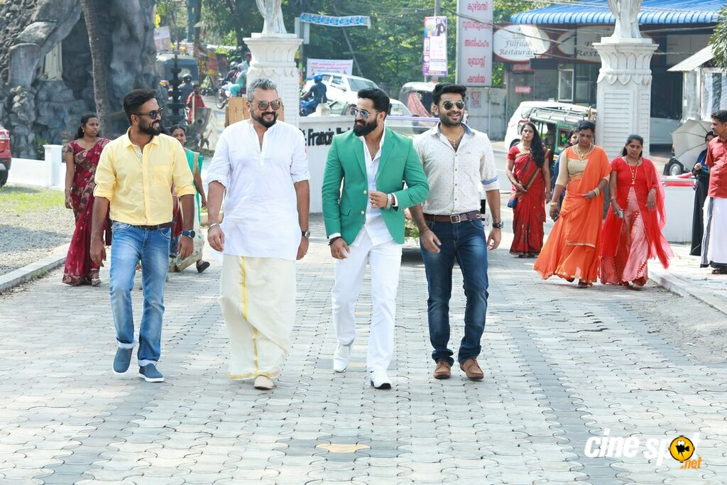 Achayans Movie Stills (18)