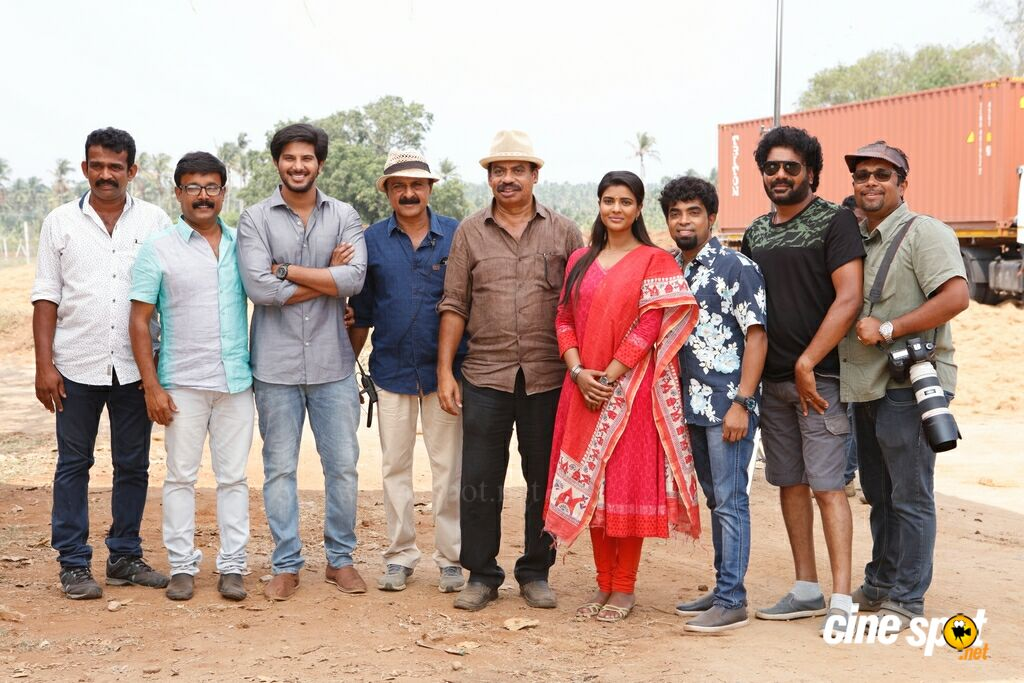 Jomonte Suvisheshangal Working Stills (2)