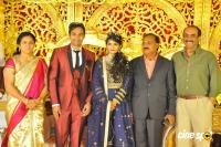 Producer Krishna Reddy Son Wedding Reception (7)