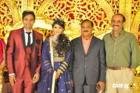 Producer Krishna Reddy Son Wedding Reception (8)
