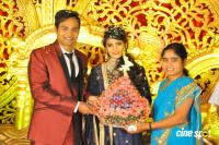 Producer Krishna Reddy Son Wedding Reception (9)