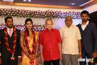 Padmalaya Mallikarjuna Daughter Reception Photos