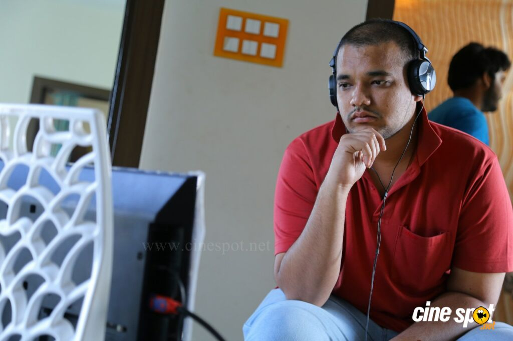 Dyavudaa Working Stills (10)