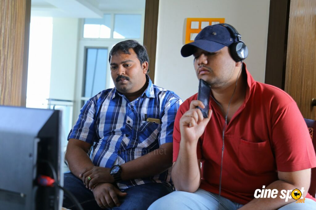 Dyavudaa Working Stills (11)