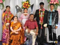 Sanjay karan Art Director Wedding Marriage Reception Photos