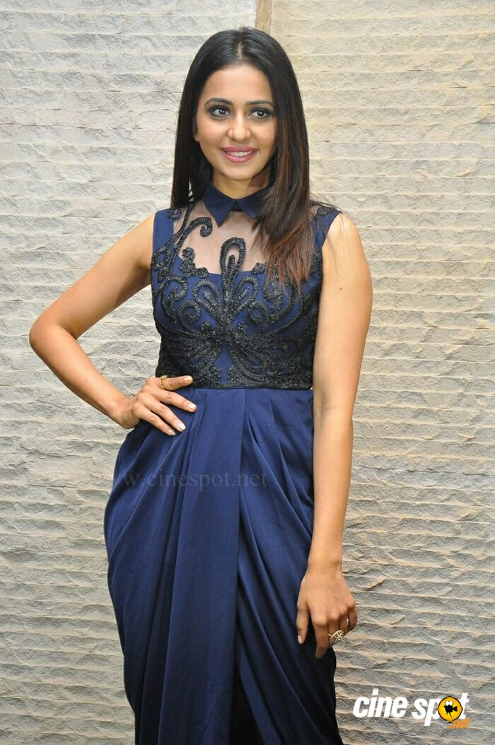 Rakul Preet Singh at Dhruva Salute To Audience Press Meet (8)
