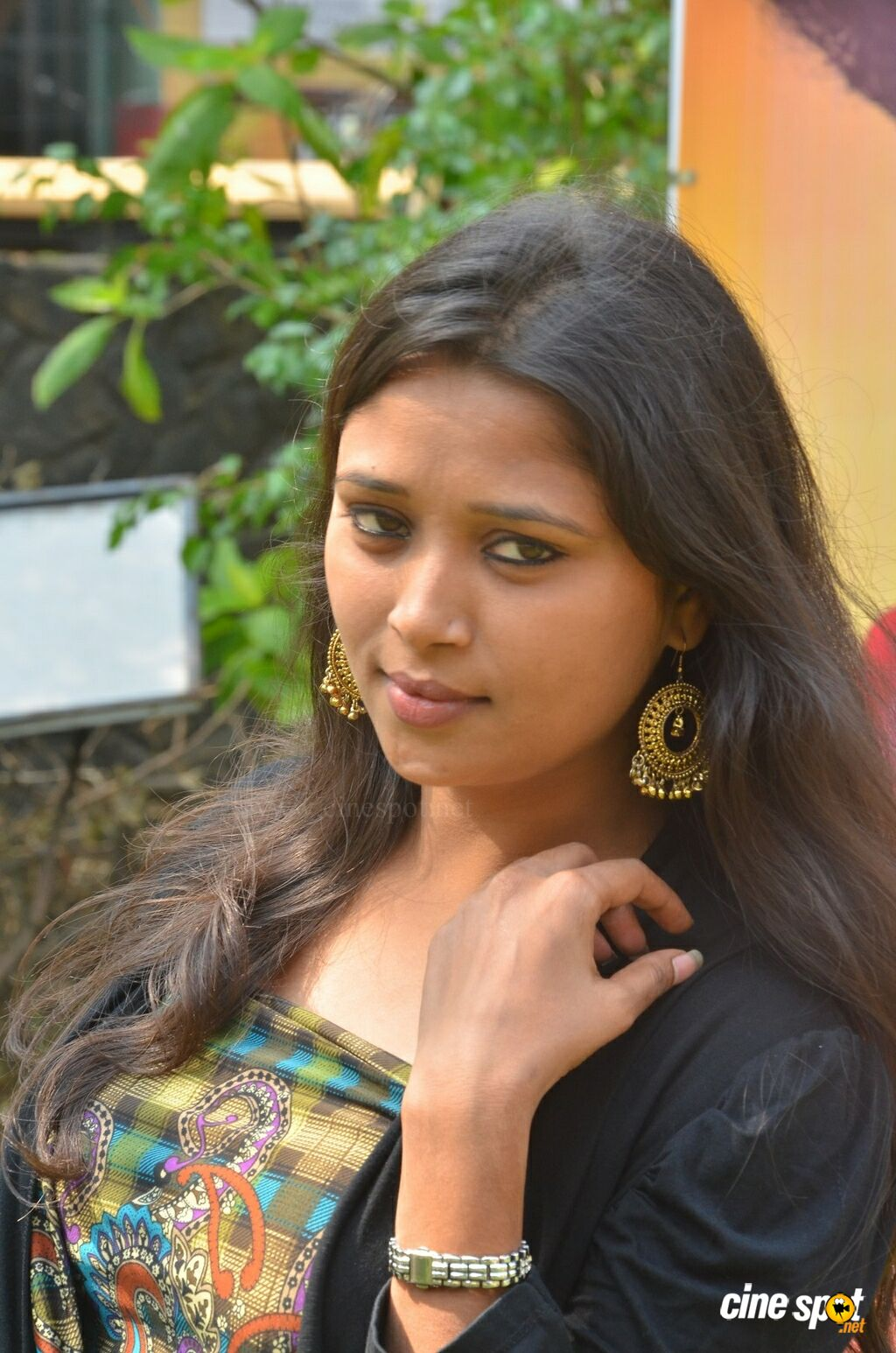 Jothisha Ammu at Eganapuram Movie Team Interview (3)