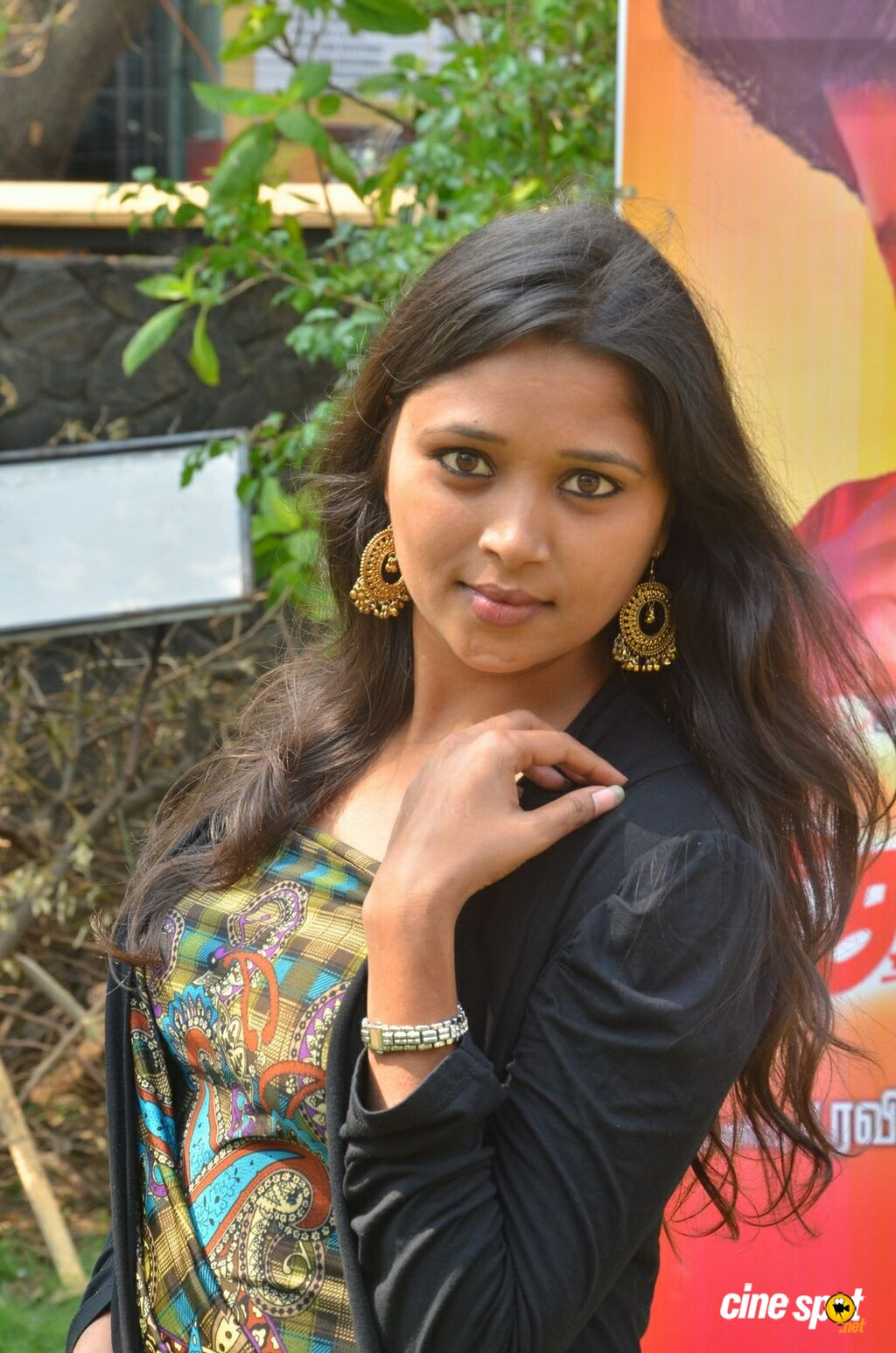 Jothisha Ammu at Eganapuram Movie Team Interview (4)
