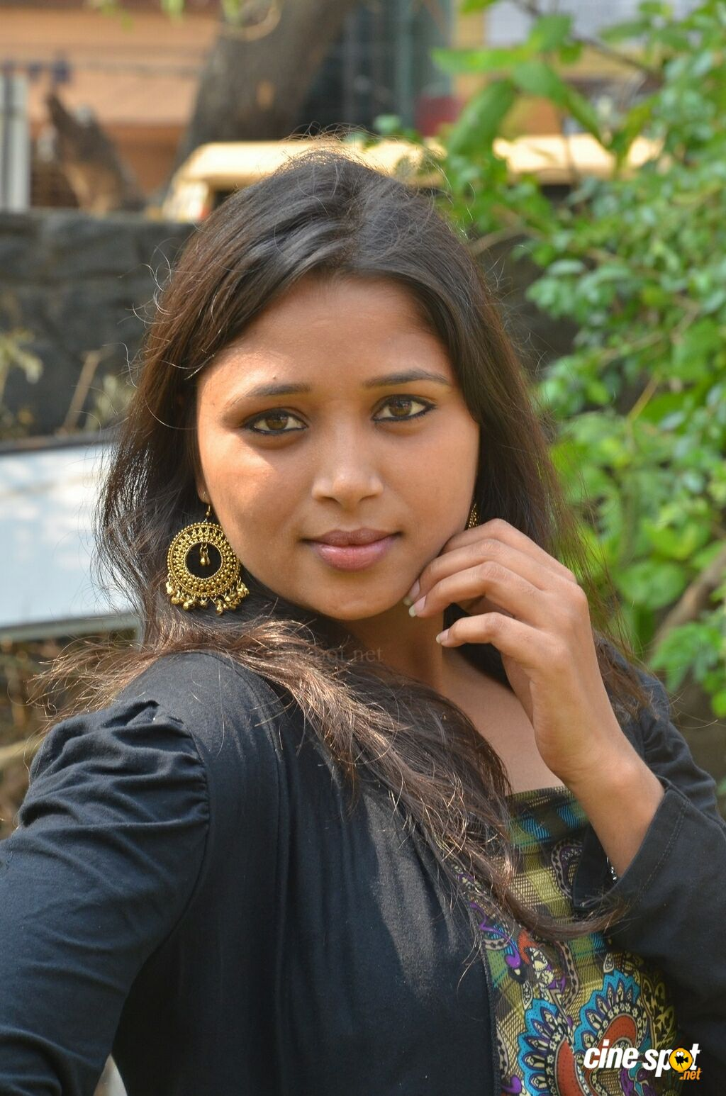 Jothisha Ammu at Eganapuram Movie Team Interview (6)