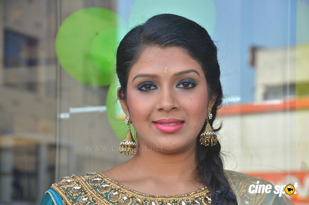 Shaini at Veeraiyan Audio Launch (5)