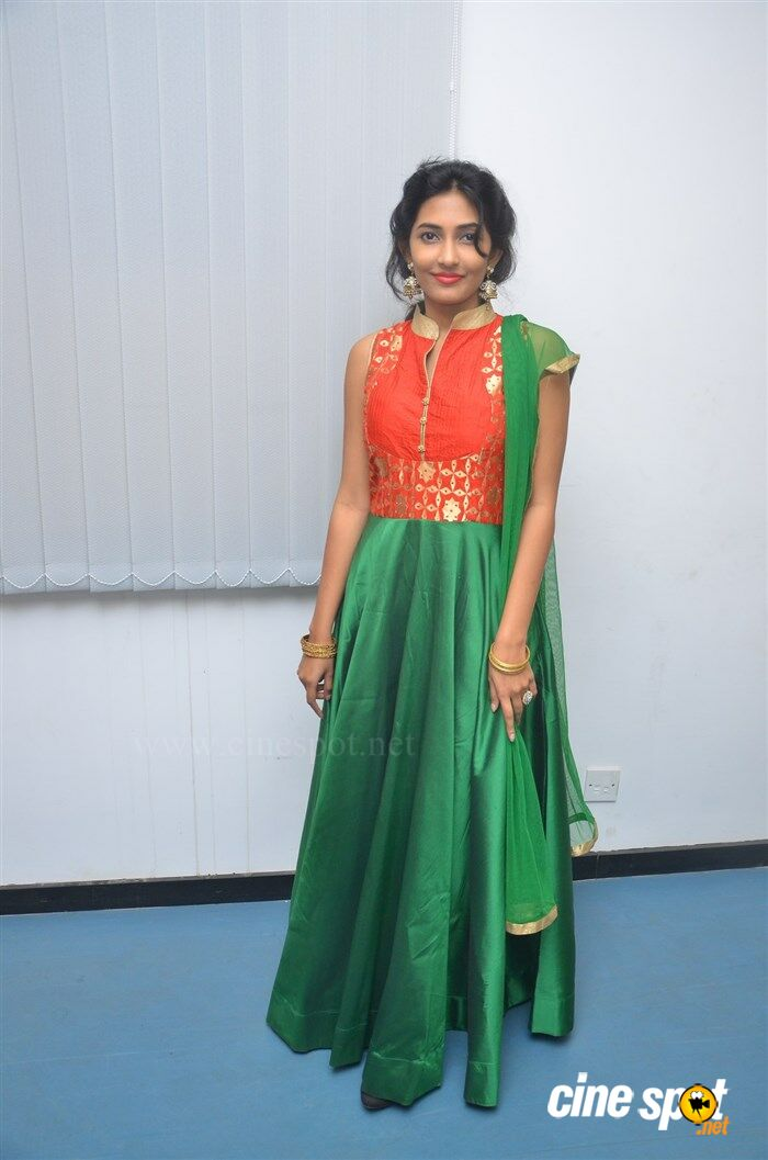 Manasa Nair at Ennodu Nee Irundhaal Audio Launch (2)