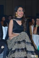 Pragya Jaiswal at Om Namo Venkatesaya Audio Launch (9)