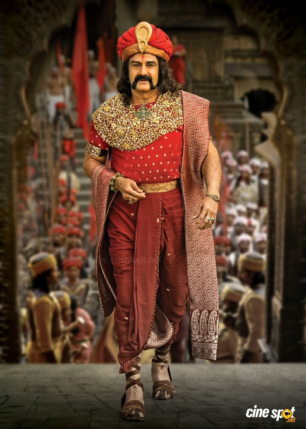 Gautamiputra Satakarni Latest Images (3)