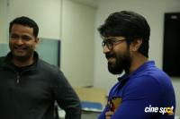 Ram Charan's Facebook Office Visit (1)