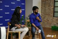 Ram Charan's Facebook Office Visit (11)