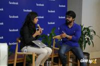 Ram Charan's Facebook Office Visit (15)