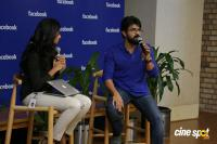 Ram Charan's Facebook Office Visit (16)