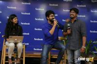 Ram Charan's Facebook Office Visit (18)