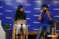 Ram Charan's Facebook Office Visit (19)
