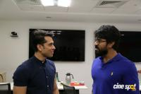 Ram Charan's Facebook Office Visit (33)