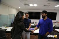 Ram Charan's Facebook Office Visit (34)