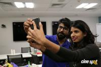Ram Charan's Facebook Office Visit (37)