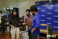 Ram Charan's Facebook Office Visit (4)