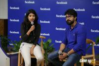 Ram Charan's Facebook Office Visit (8)