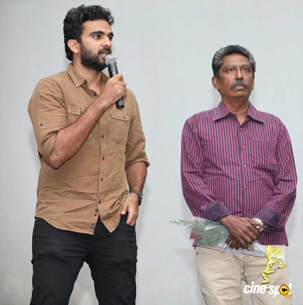 Sila Samayangalil Team at 14th Chennai International Film Festival (12)