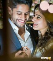 Naga chaitanya and Samantha Engagement (14)
