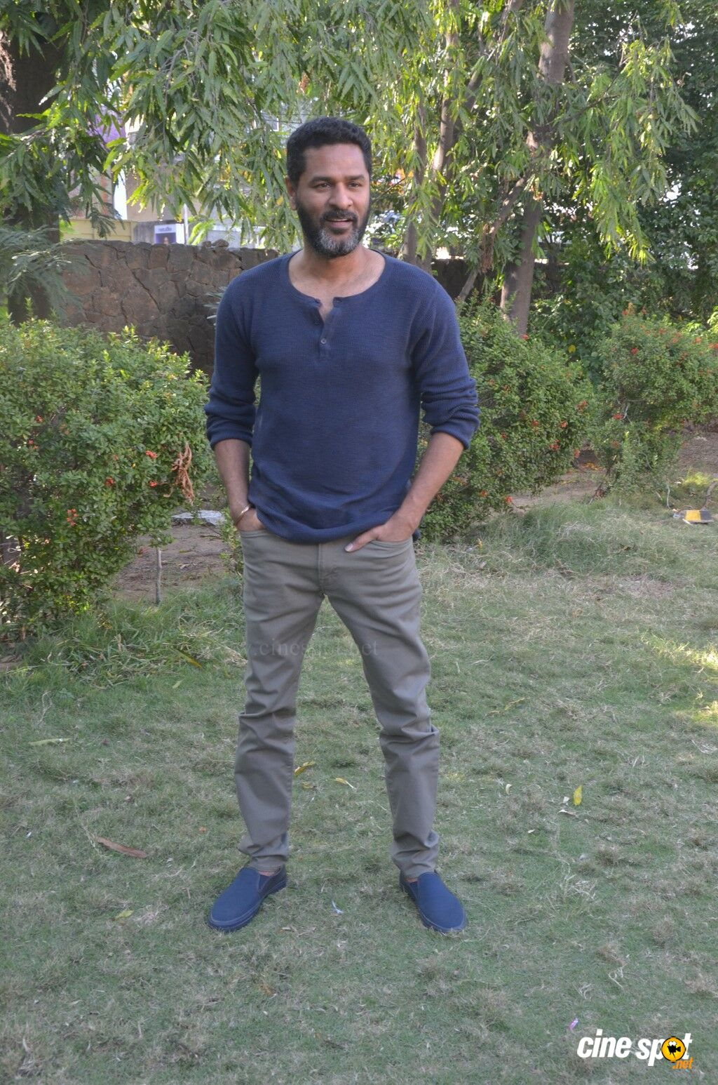Prabhu Deva at Bogan Movie Press Meet (1)