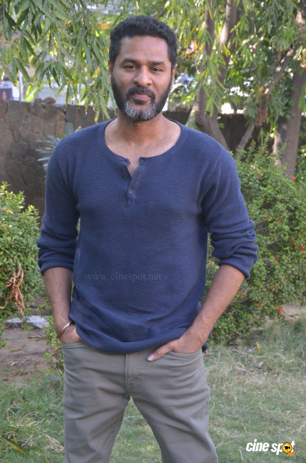 Prabhu Deva at Bogan Movie Press Meet (7)