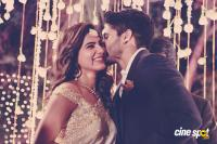 Naga chaitanya and Samantha Engagement  (1)
