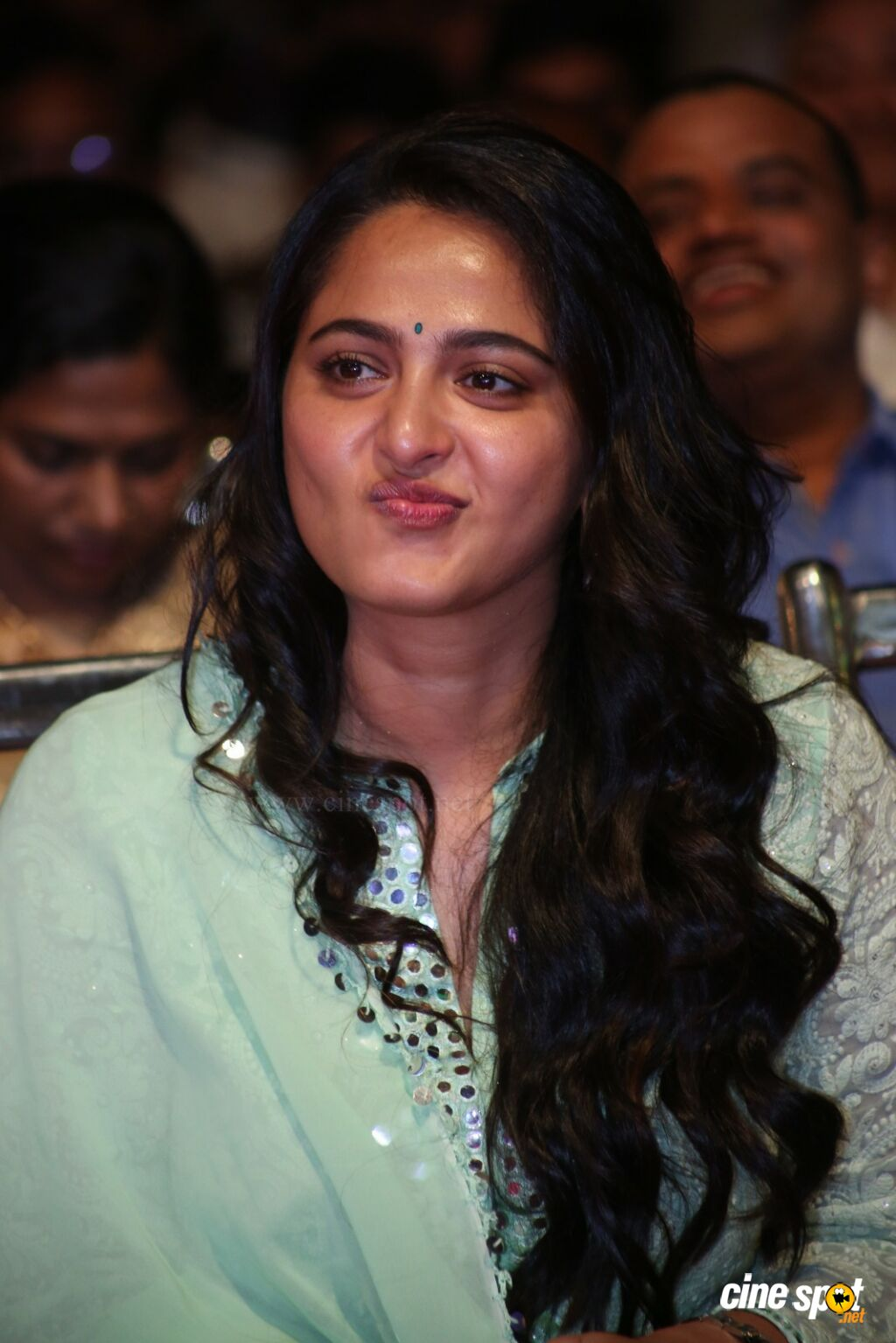 Anushka at Show Time Audio Launch (27)