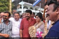Lalu Alex Son Ben and Meenu Wedding Photos