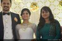Lalu Alex Son Ben - Meenu Wedding Reception photos