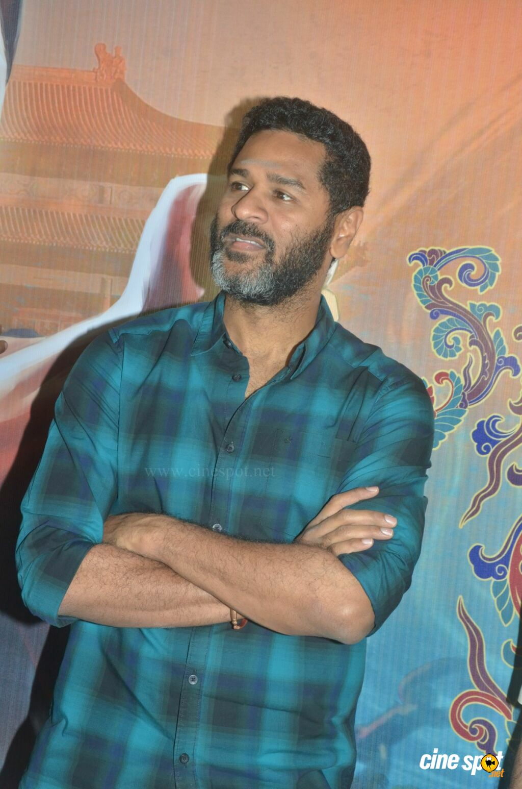 Prabhu Deva at Yang Mang Chang Launch (1)