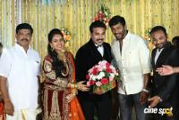 Actor Mithun Wedding Reception Photos